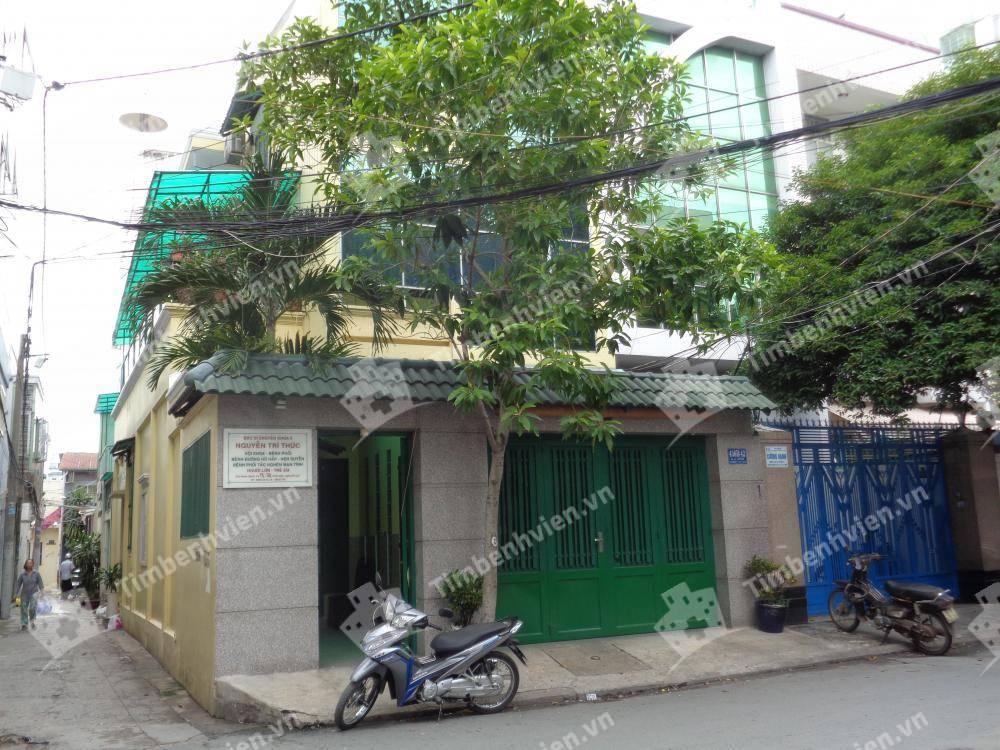 Bác Sĩ Nguyễn Trí Thức - Khoa Lao