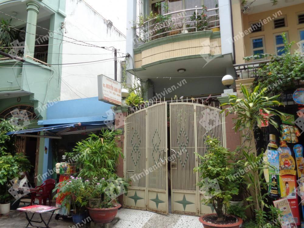 Bác Sĩ Nguyễn Anh Võ - Khoa Tai Mũi Họng - Cổng chính