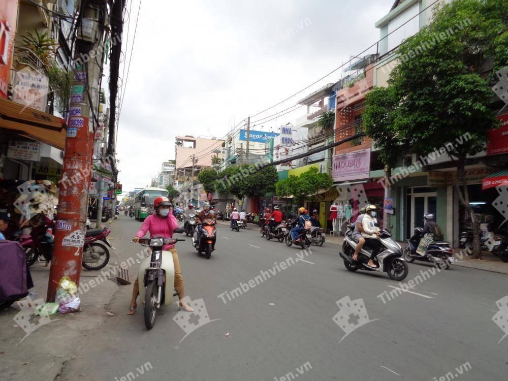 Phòng Khám Sản Phụ Khoa - BS. Nguyễn Bá Mỹ Nhi