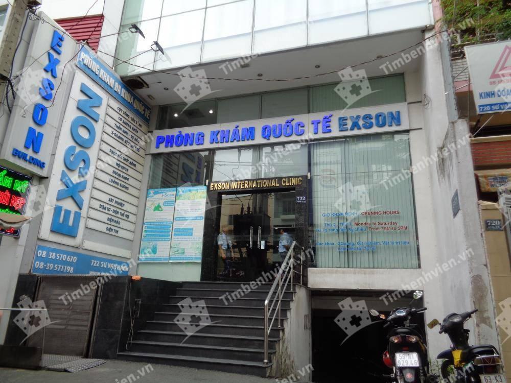 Phòng khám quốc tế EXSON