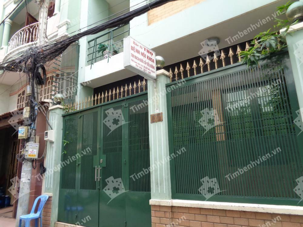 Bác Sĩ Nguyễn Phú Thọ - Khoa Tim Mạch - Cổng chính