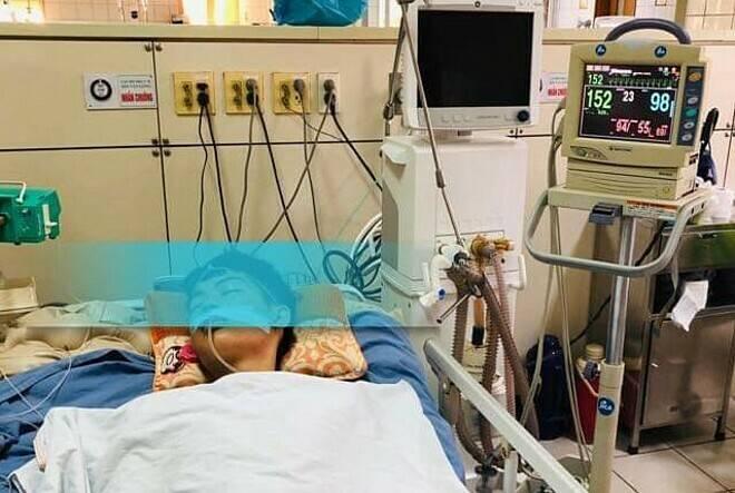 Cứu bệnh nhân bị dao đâm thấu thận