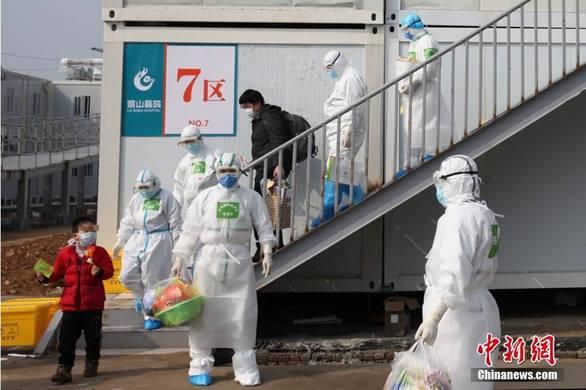 Các bệnh viện ở Vũ Hán sẽ hoạt động bình thường cuối tháng 3
