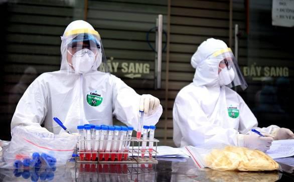 Thêm 2 người ở Mê Linh mắc COVID-19, Việt Nam 262 ca