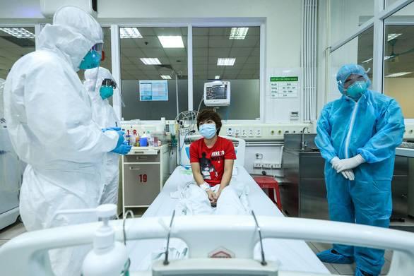 Bệnh nhân xét nghiệm nhiều nhất Việt Nam khỏi bệnh...