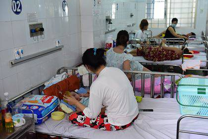 TP.HCM: Mùa cao điểm của sốt xuất huyết và tay châ...