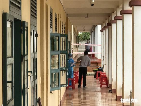 Ca nhiễm COVID-19 từ Đà Nẵng về tham dự nhiều sự kiện đông người