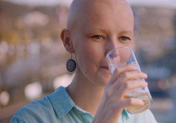 Loại bia đầu tiên dành cho bệnh nhân ung thư