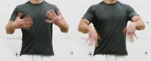 Bài tập 3 phút phòng ngừa hội chứng ống cổ tay