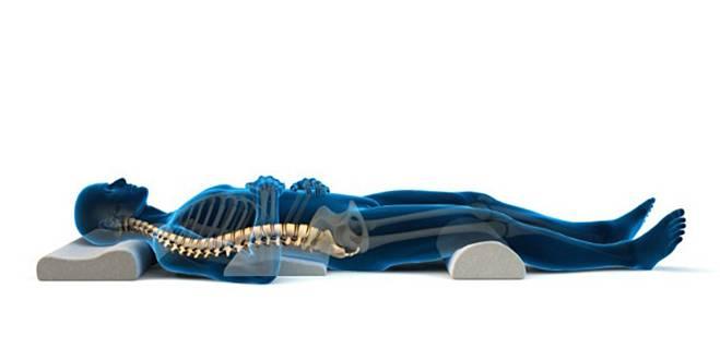 5 bí quyết giúp cột sống thẳng khi nằm ngủ