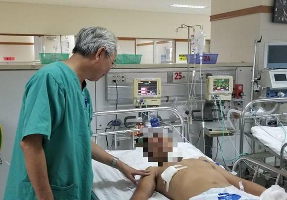 Cứu sống bệnh nhân chấn thương sọ não bằng ghép tế bào gốc