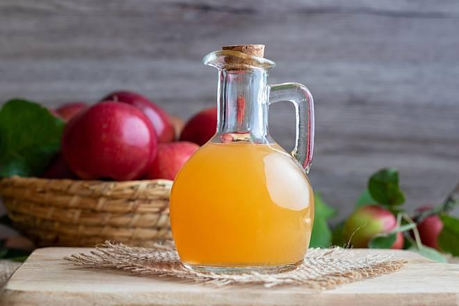 Uống giấm táo có giảm cân?