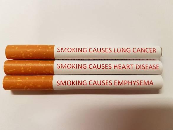 Anh, Úc in thông điệp cảnh báo trên mỗi điếu thuốc?