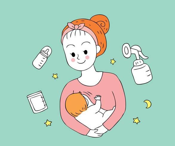 Có nên nằm than và kiêng tắm gội sau sinh?